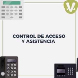 Control de Acceso y Asistencia